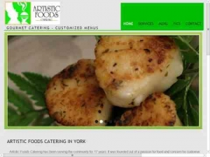 Artistic Foods Catering
